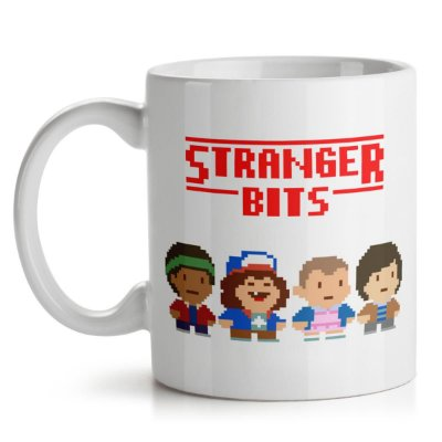Caneca Stranger Things 8Bits