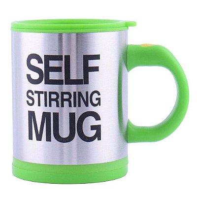 Caneca Mixer Self Mug - Verde