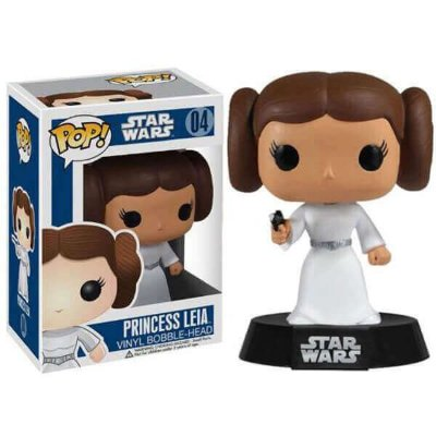 Pricesa Leia - Star Wars - Funko Pop