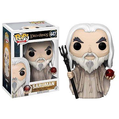 Saruman - Senhor dos Anéis - Funko Pop