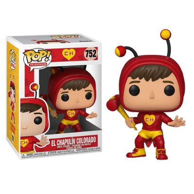 Chapolin Colorado - Funko Pop