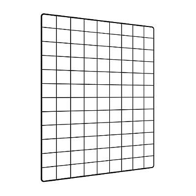 Memory Board Quadro de Fotos Preto - 65cm x 45cm + 6 Mini Prendedores