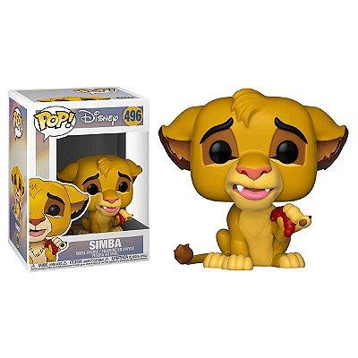 Simba - O Rei Leão - Funko Pop