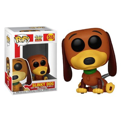 Slinky - Toy Story - Funko Pop