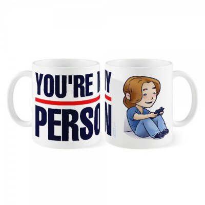 Canecas You're my Person - Grey's Anatomy