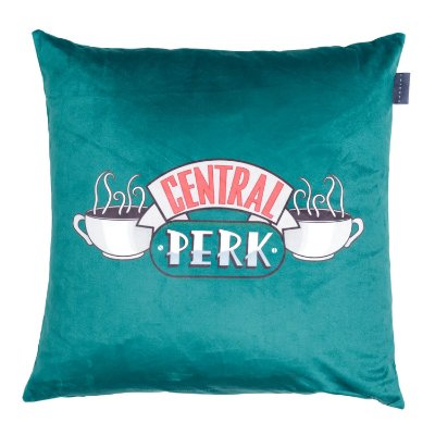 Capa Almofada Friends Central Perk - 45cm x 45cm