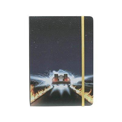 Caderneta De Volta para o Futuro - 21cm