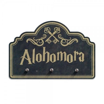 Porta Chaves - Alohomora - Harry Potter