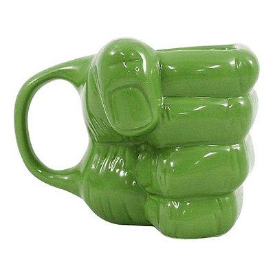 Caneca Punho Hulk 3D