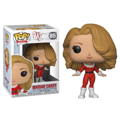 Mariah Carey Natal - Funko Pop