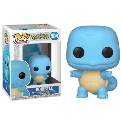 Squirtle - Pokemon - Funko Pop