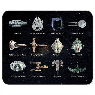 MousePad - Naves  - Star Wars
