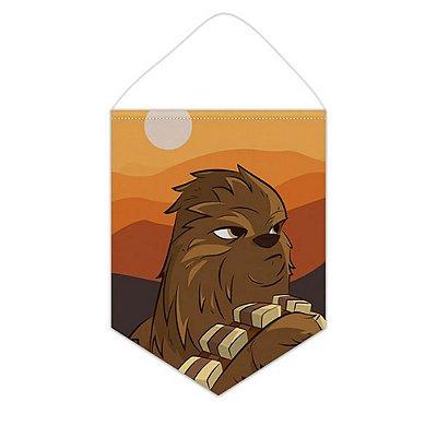 Bandeirola / Flâmula - Chewbacca - Star Wars