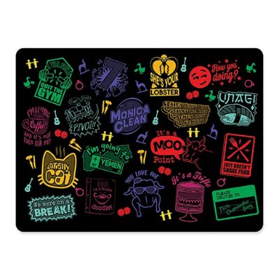 MousePad Gamer - Friends
