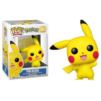 Pikachu - Pokemon - Funko Pop