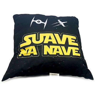 Almofada Suave na Nave - Star Wars