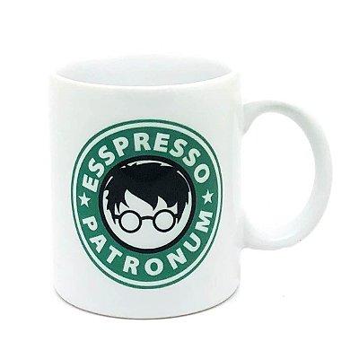 Caneca Expresso Patronum - Harry Potter