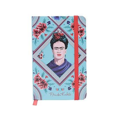 Caderneta Frida Kahlo - 14cm