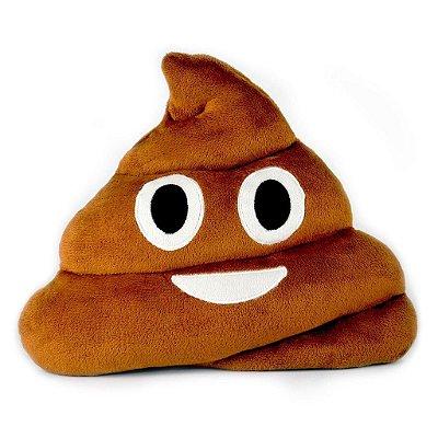 Almofada Emoji Poop