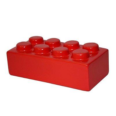 Cofre Lego Vermelho
