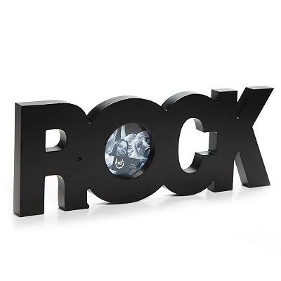 Porta-retrato Rock
