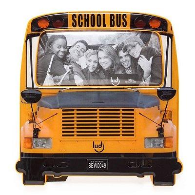 Porta-retrato Ônibus Escolar