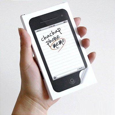 Bloco de Anotações - iPhone