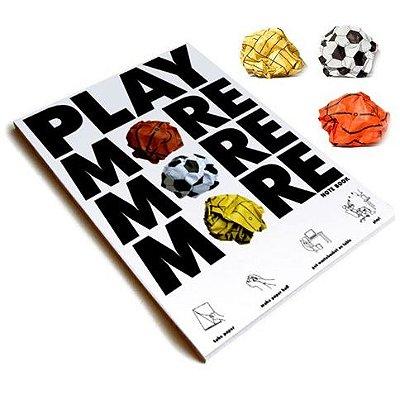 Bloco de Anotações - Playmore
