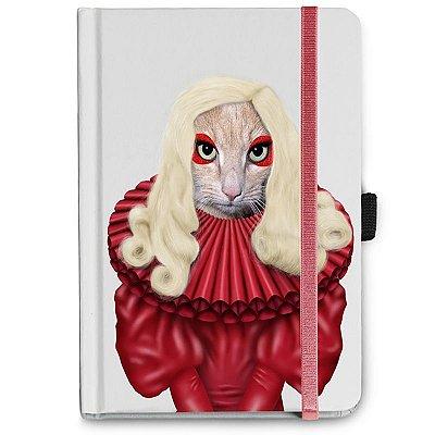 Caderneta Famous Faces - Lady Gaga