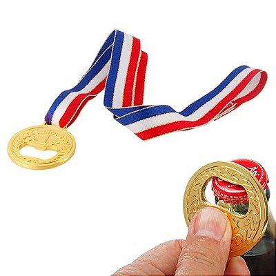 Medalha Abridor de Garrafa