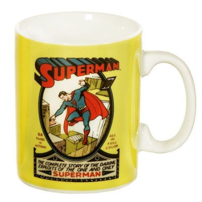 Caneca Superman - DC Comics