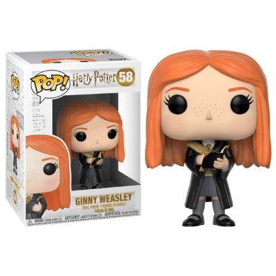 Gina Weasley com Diário de Tom Readdle - Harry Potter - Funko Pop