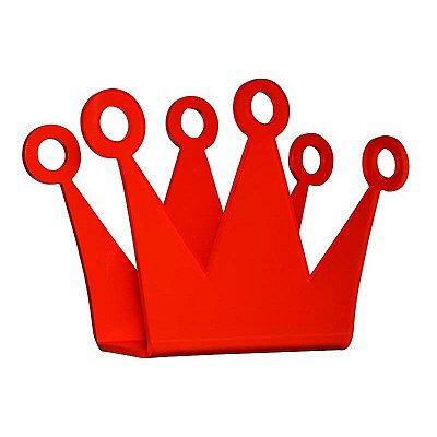 Porta Guardanapo Coroa