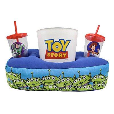 Almofada Porta Pipoca Toy Story