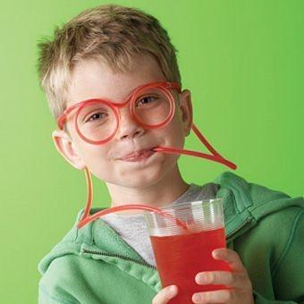 Óculos Canudo