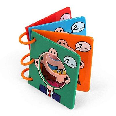 Medidor de Espaguete Booklet