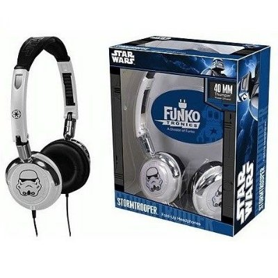 Headphone Stormtrooper Fold-up - Star Wars