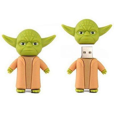 Pen Drive Mestre Yoda 8GB