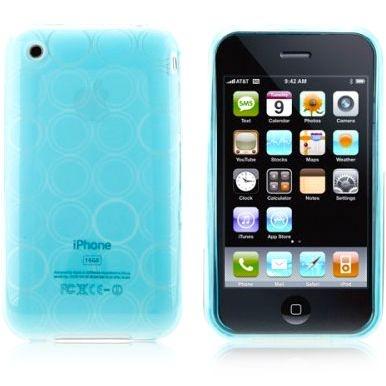 Case iPhone 3G/3GS - Bubble Blue
