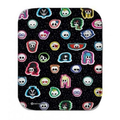 "Case iPad / Notebook 10"" - Caveiras Pop"