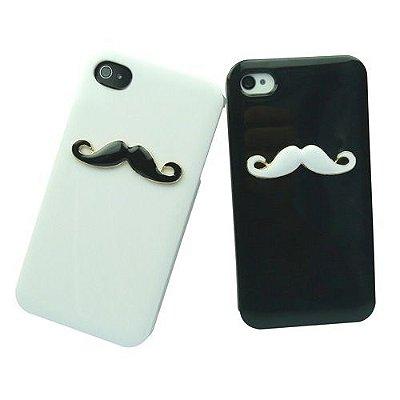 Case iPhone 4/4S - Bigode