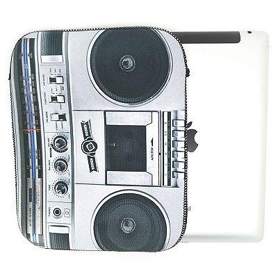 Case iPad - Boombox