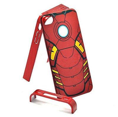 Case iPhone 4/4S - Homem de Ferro