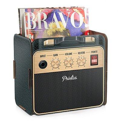 Revisteiro - Amplificador