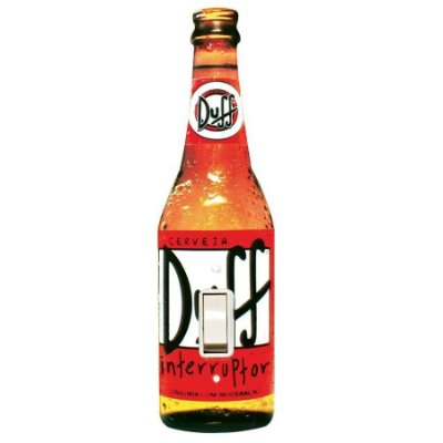 Interruptor Cerveja - Duff