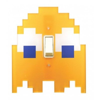 Interruptor PacMan - Laranja