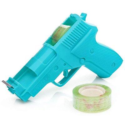 Porta Durex - Pistola