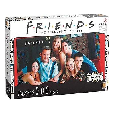 Quebra Cabeça Friends - 500 Peças