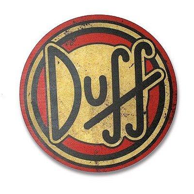 Descanso de Panela Cerveja Duff - Os Simpsons