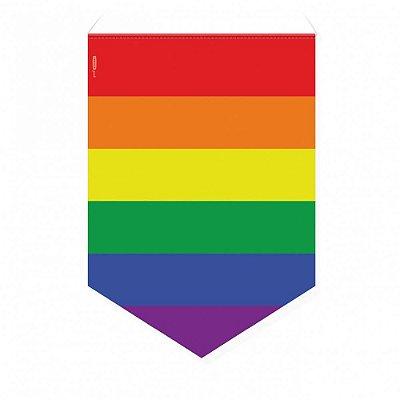 Bandeirola / Flâmula Arco íris